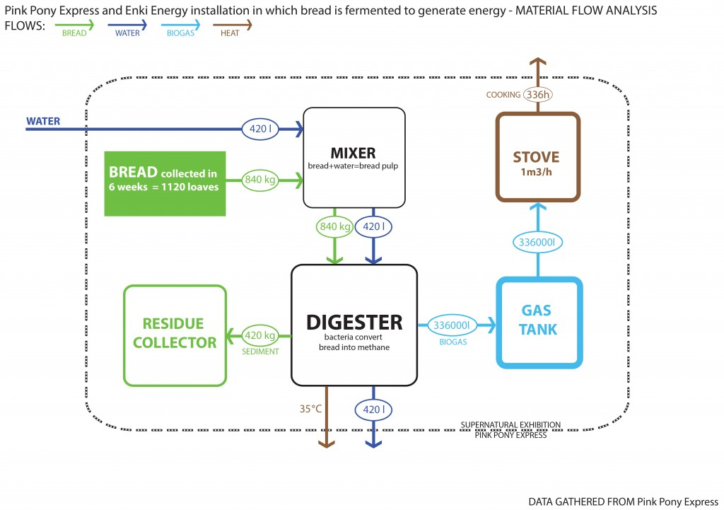 The bread and biogas MFA