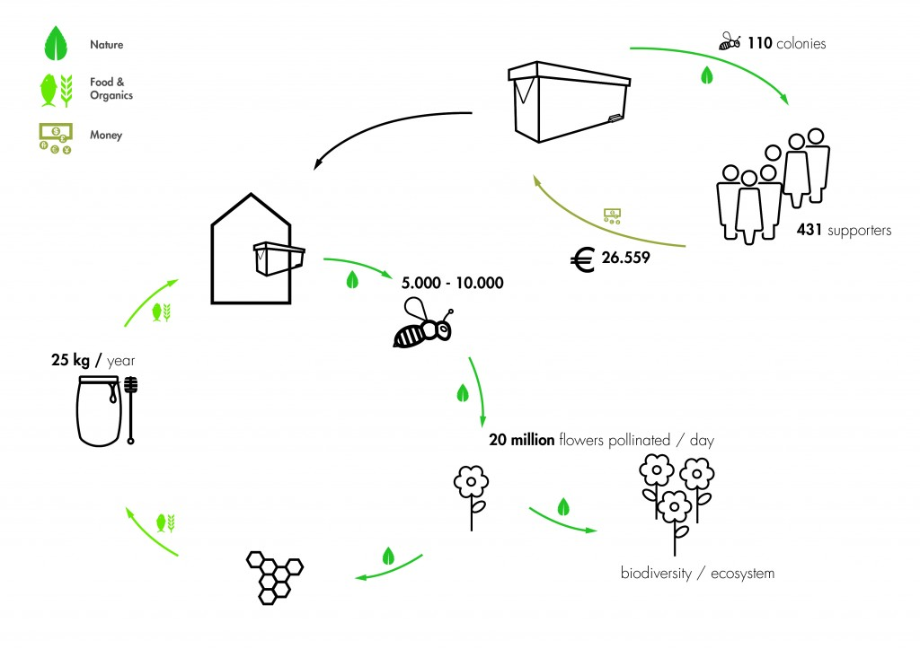 BienenBox cycle
