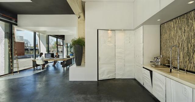 Heldergroen office space