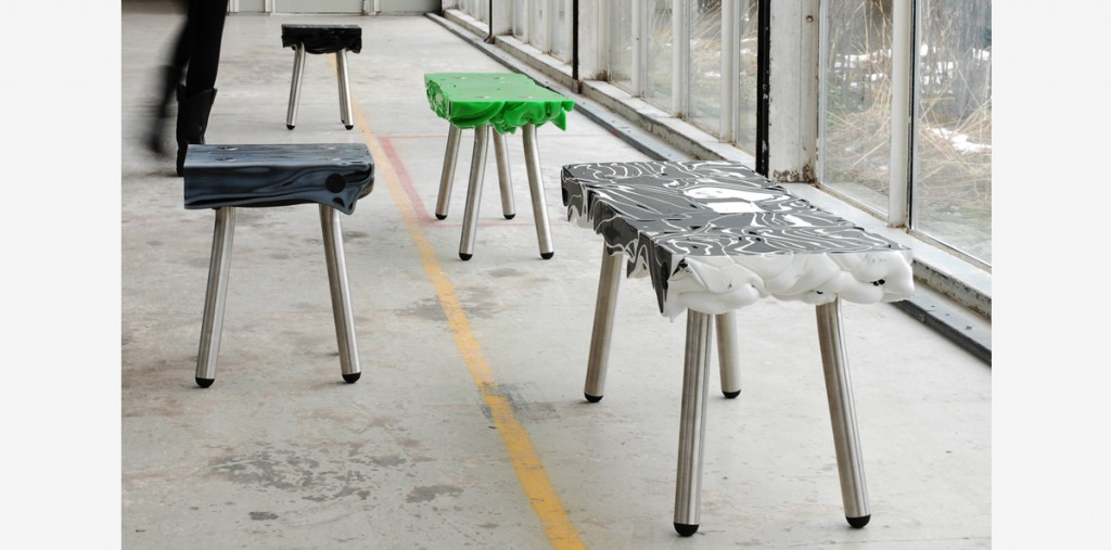 stools and benches
